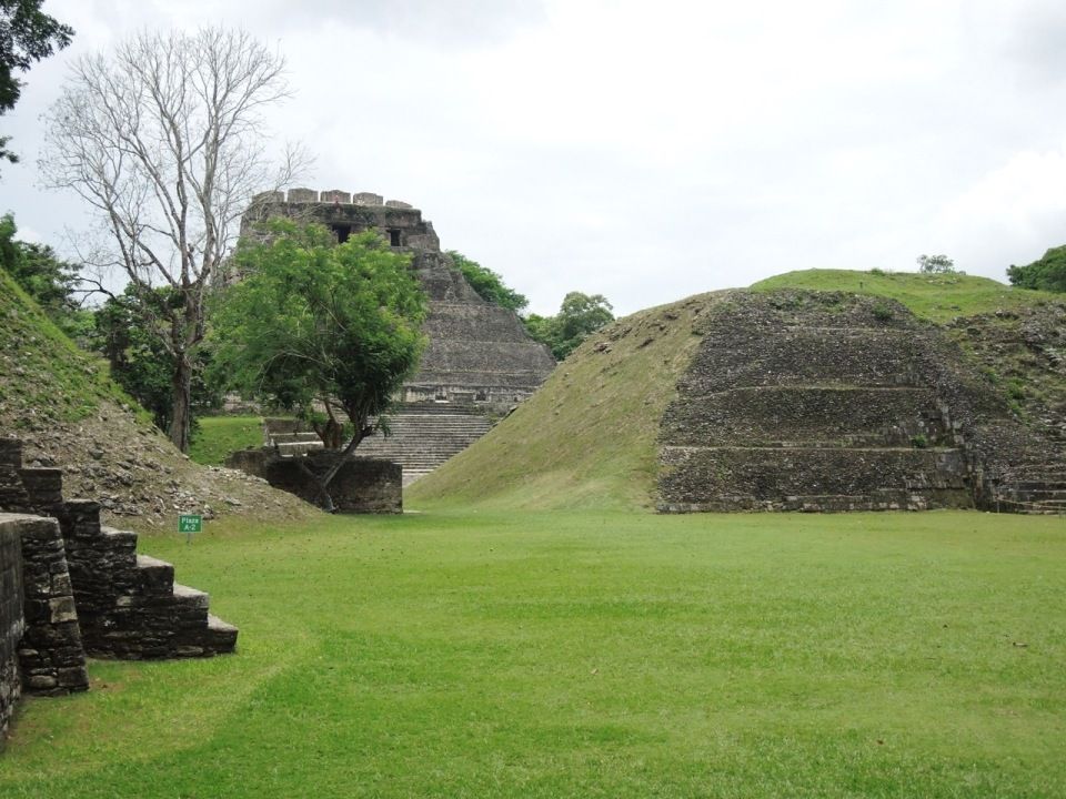 Xunantunich - Near San Ignacio, Belize.
