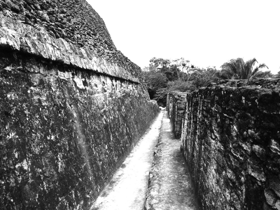 El Castillo Front