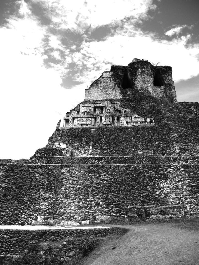 El Castillo New frieses