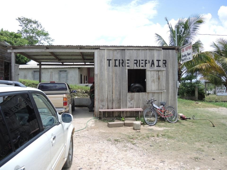 Flat Tire Shop