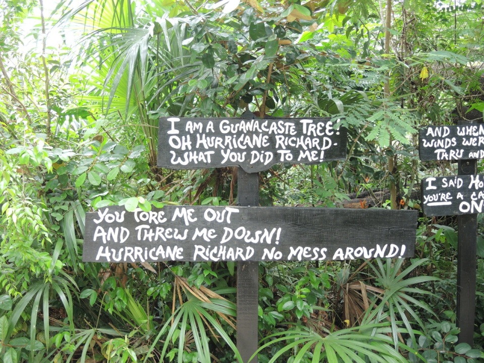 Zoo Sign 1