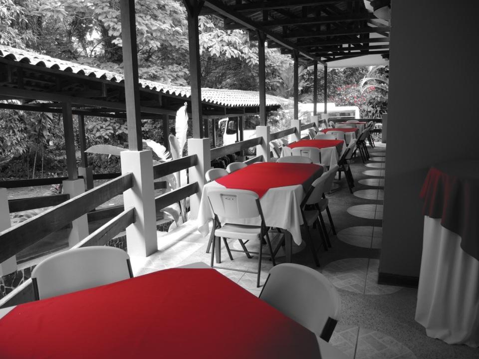 El Ceiba Restaurant.