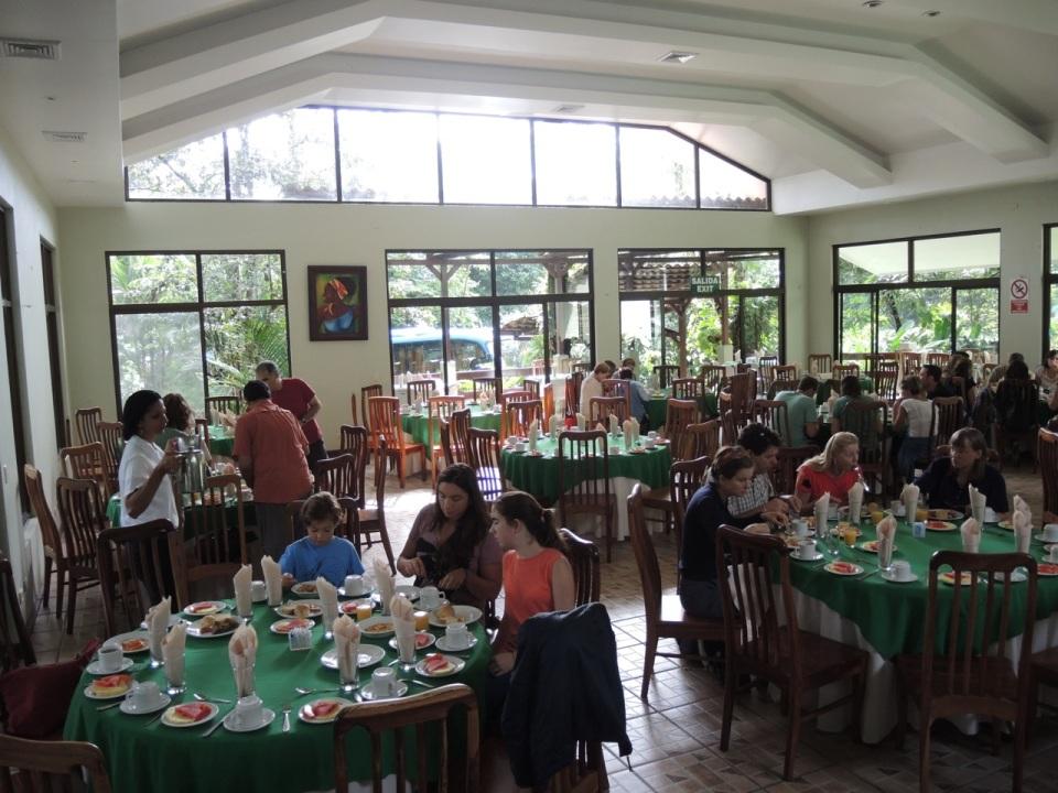 El Ceibo Restaurant.