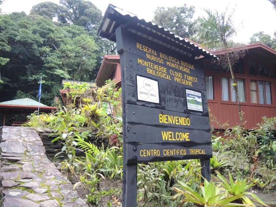 Monteverde SIgn